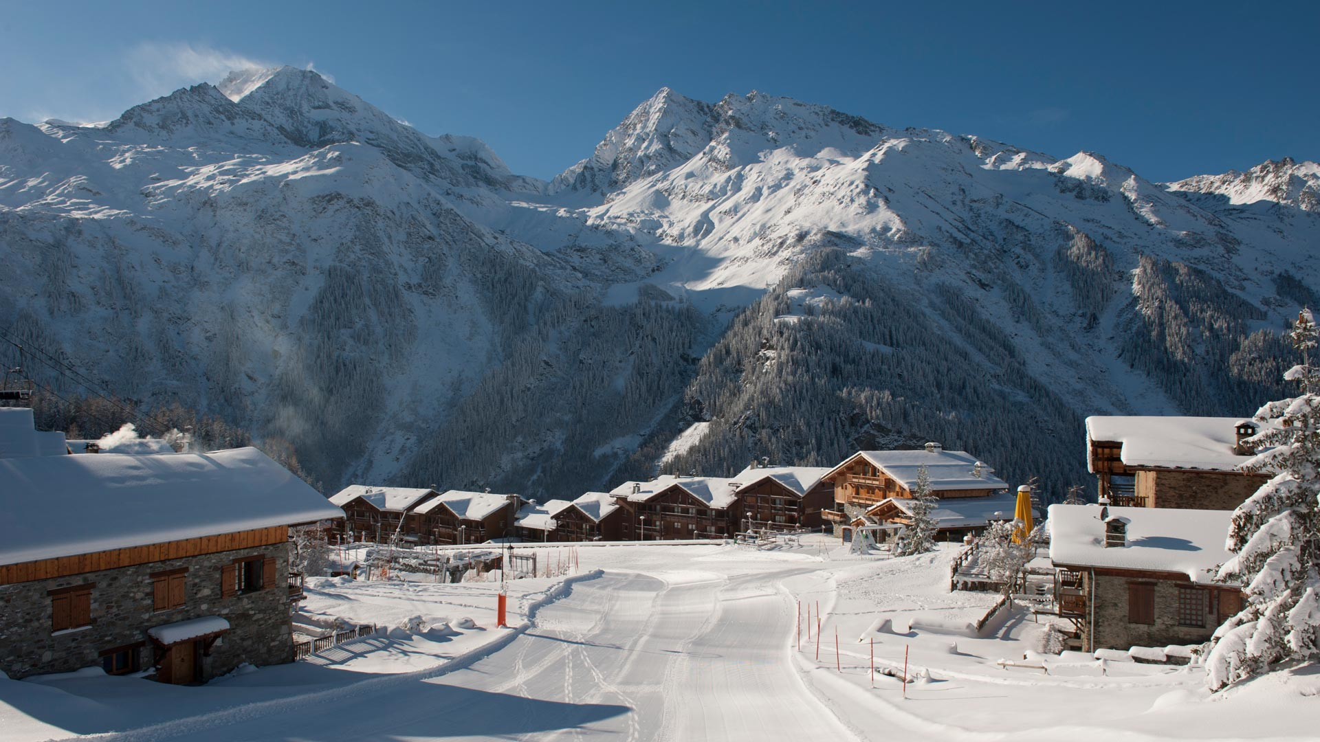 Sainte Foy Resort