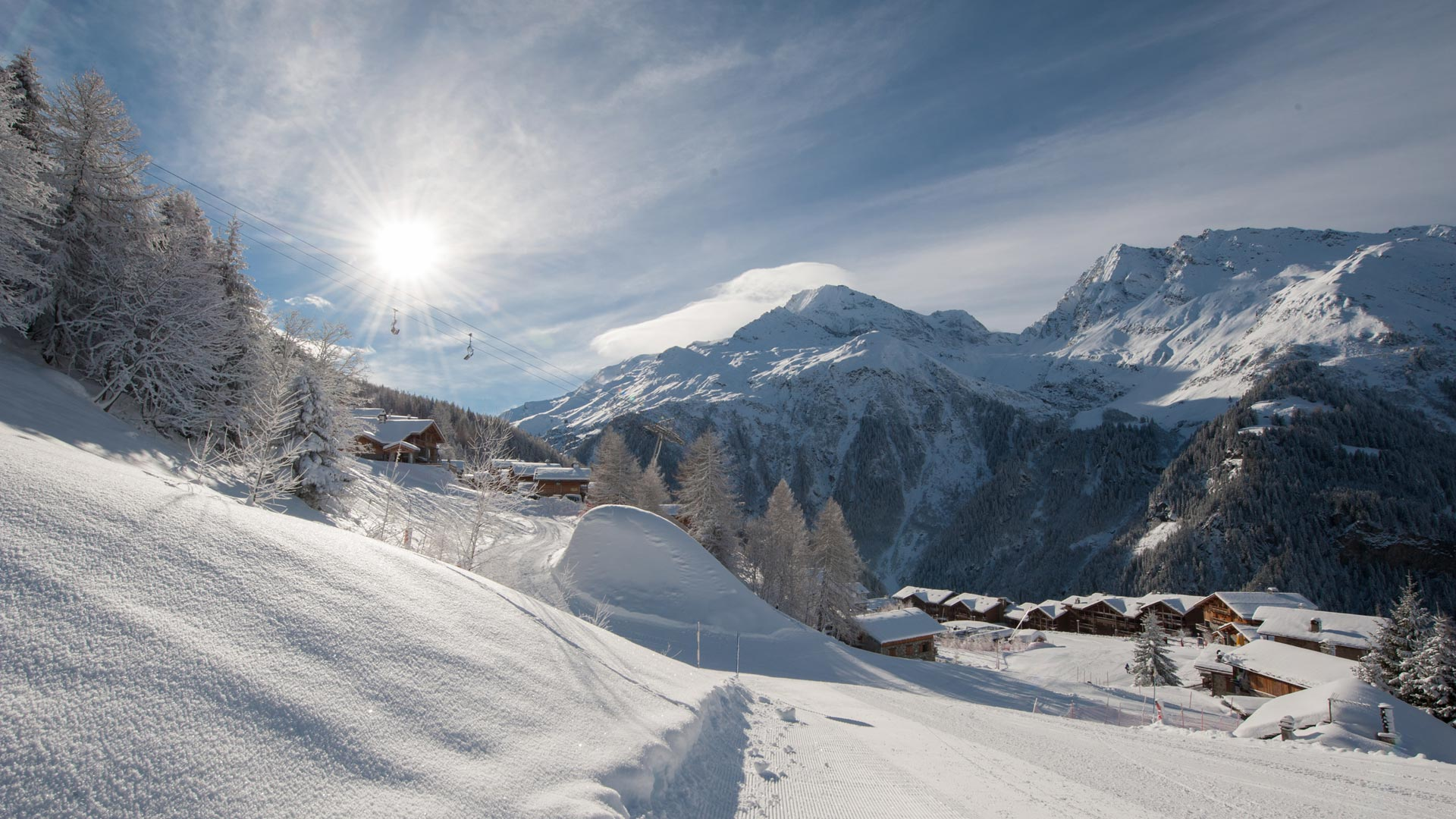 Sainte Foy pistes & resort