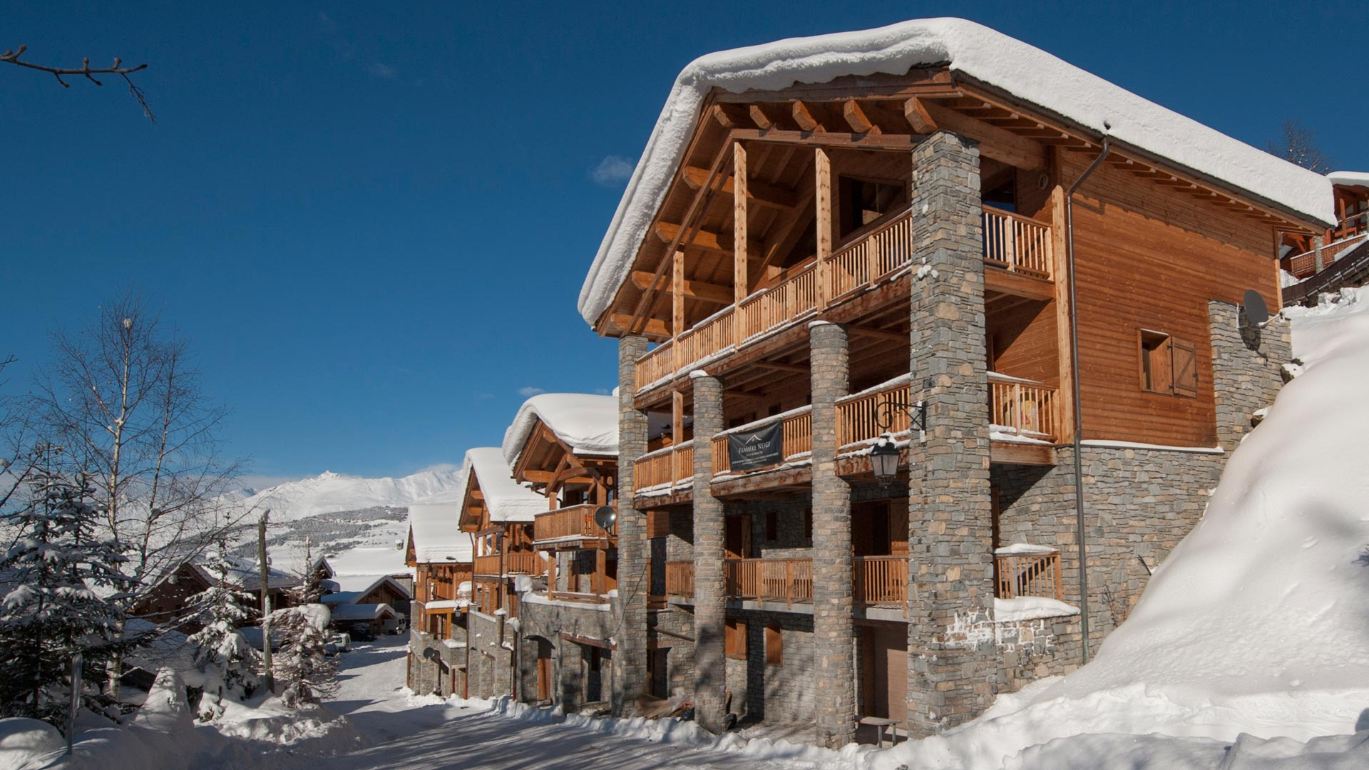 La Marquise Chalet in Ste Foy