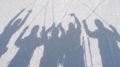 Group skiing holidays in Sainte Foy