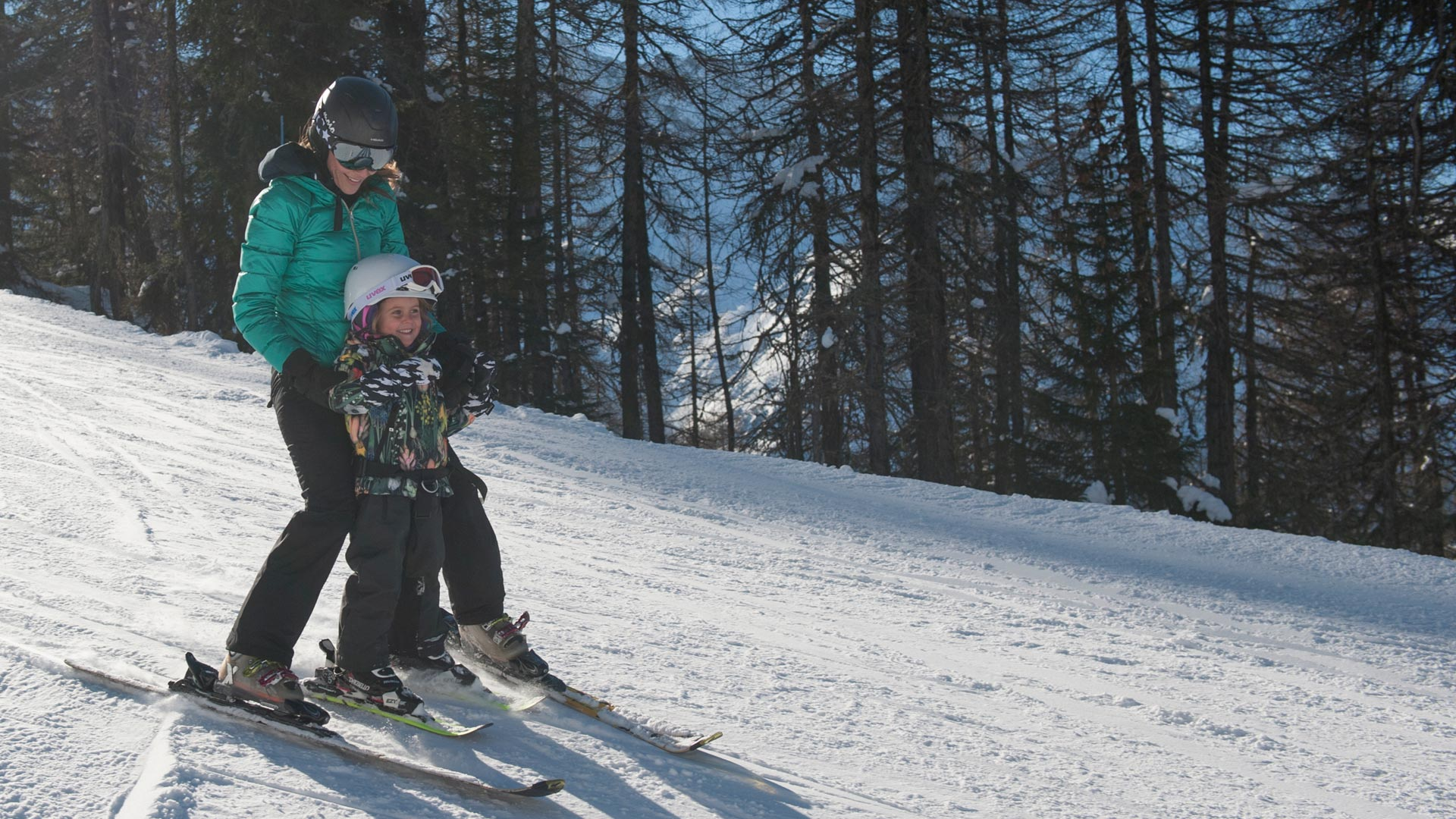 Skiing for beginners