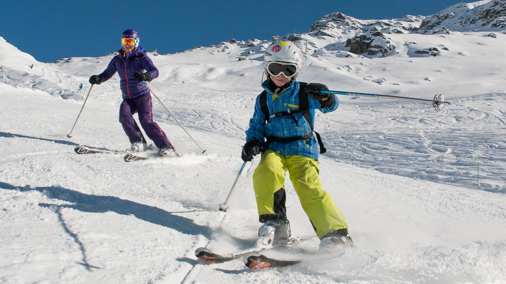 Family friendly resort in Sainte Foy