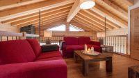 mezzanine - Rayas Luxury Self catered chalet in Sainte Foy