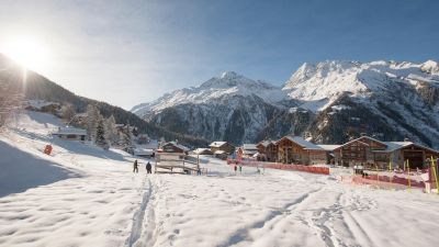 Ski in, Ski out Chalets in Sainte Foy - Luxury Self-catered Les Hauts du Monal