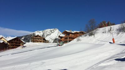 Les Hauts du Monal Luxury Self Catered Chalets in Sainte Foy