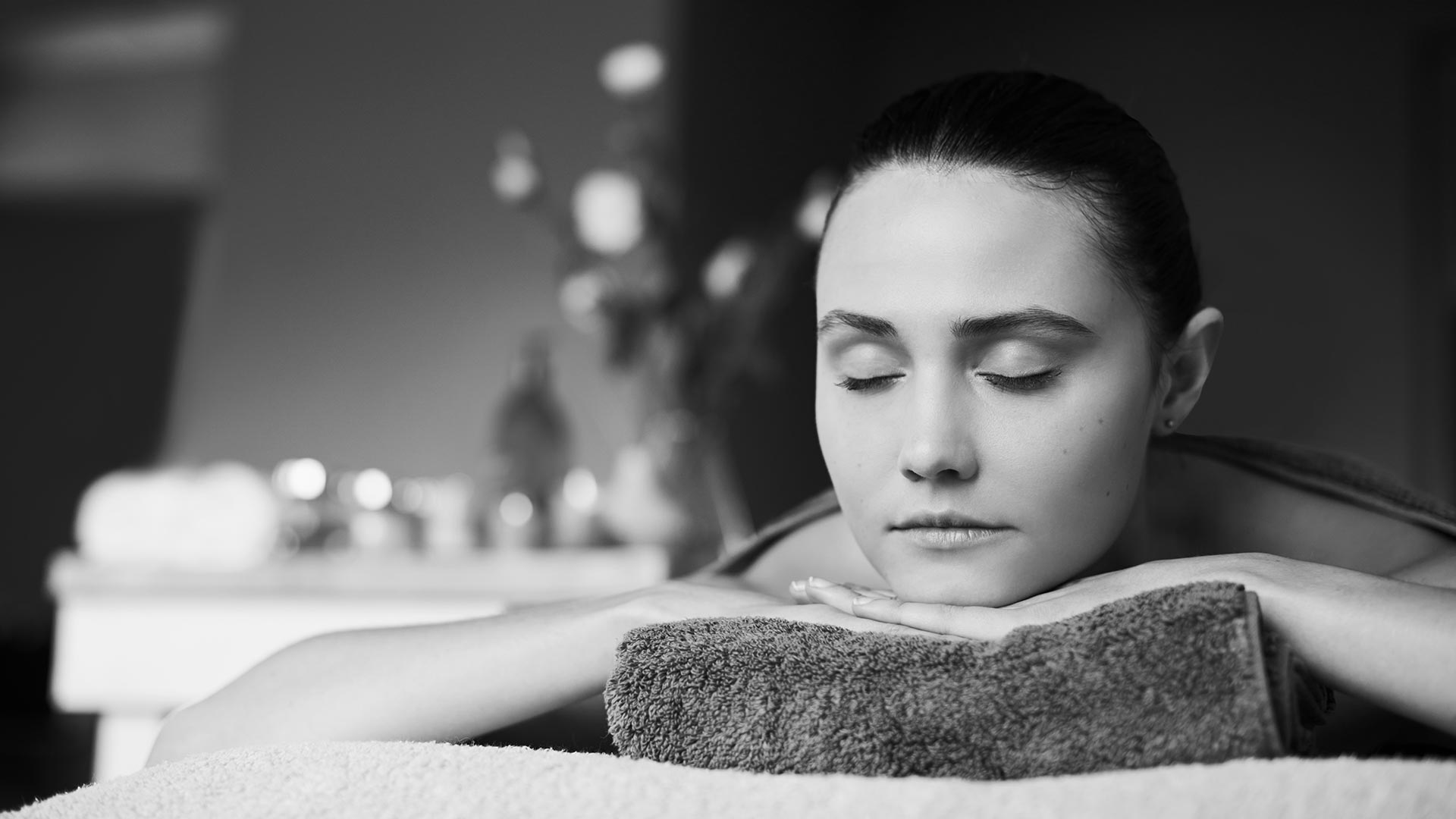 Massage treatments whilst on holiday with Premiere Neige