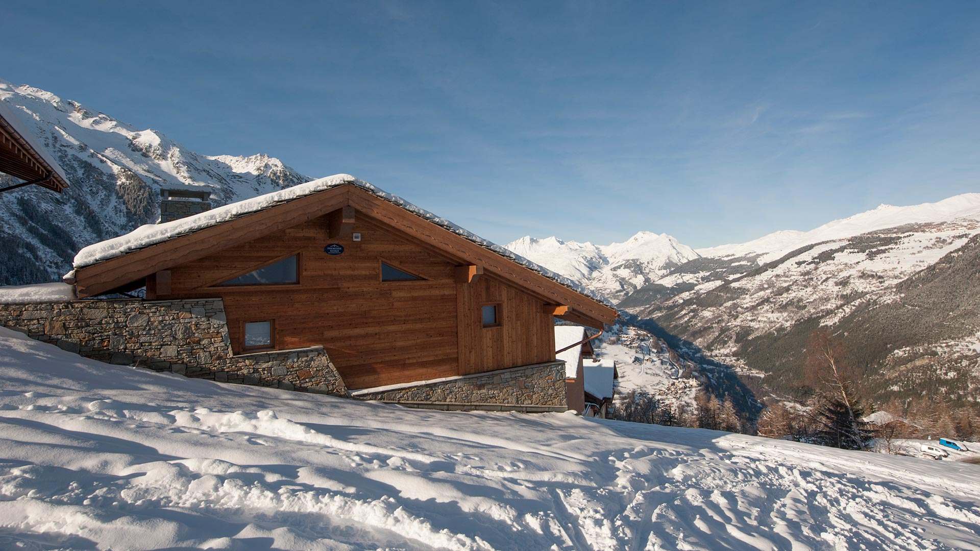 Premiere Neige Self Catered Chalet Margaux in Sainte Foy