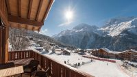 Luxury self-catered chalet Rayas in Sainte Foy
